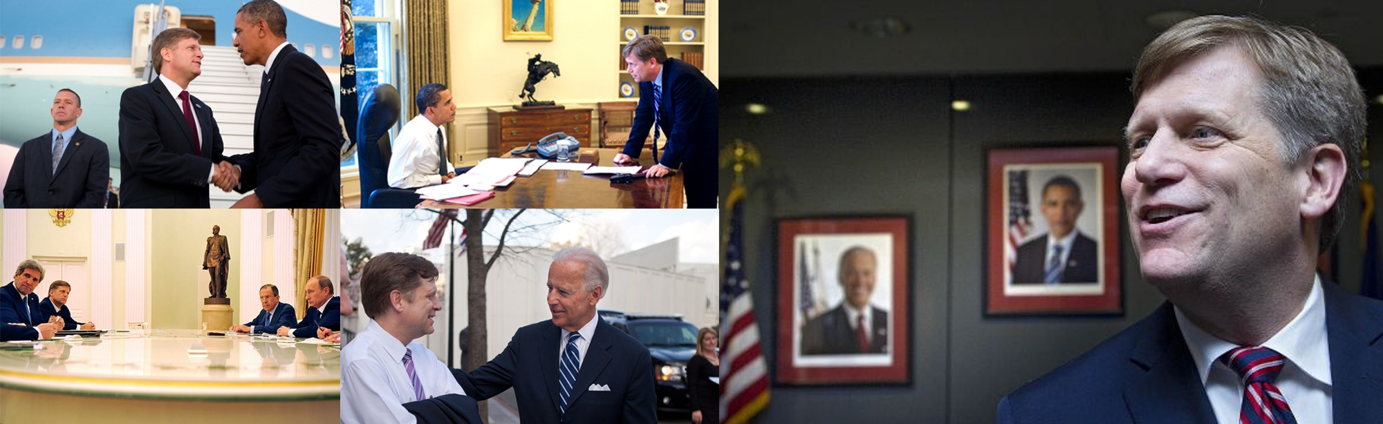 McFaul Collage