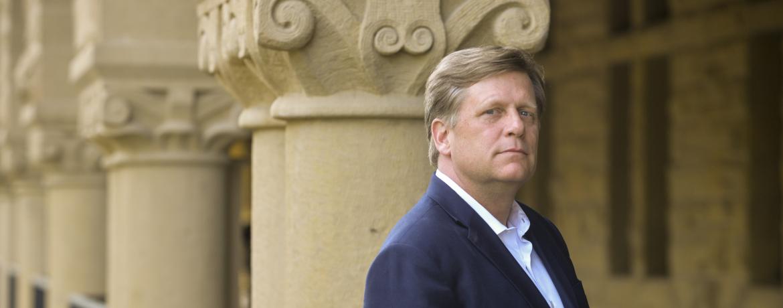 McFaul in the Quad